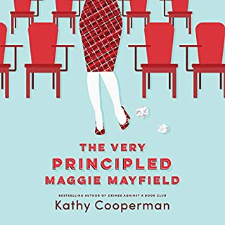 The Very Principled Maggie Mayfield audiobook cover art