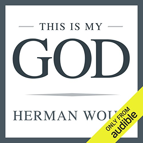 This Is My God audiobook cover art