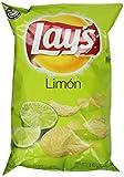 Lay's Potato Chips, Limon, 9.5 oz