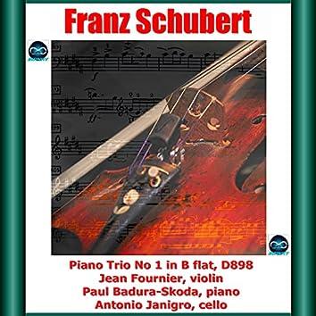 Schubert: Piano Trio No 1 in B flat, D898
