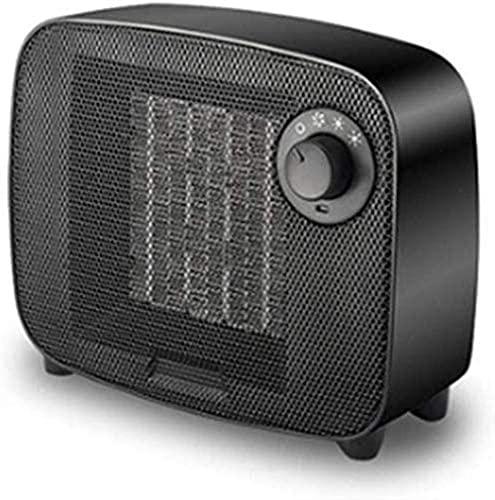 MIEMIE Calentadores eléctricos Calentador Calefacción eléctrica de Invierno Frío y Calor Mini Calentador doméstico de Doble Uso P
