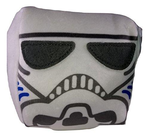Cubd Collectibles Mini Almohada de Viaje Storm Trooper de Peluche