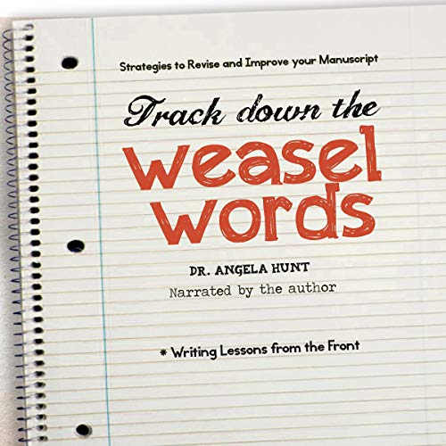 Couverture de Track Down the Weasel Words