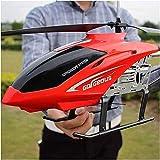 RC helicóptero 3.5 canales Aviones de control remoto grande con Gyro LED Luz de carga aeronave resistente a las caídas aviones Drone Niños Juguetes al aire libre Adulto Helicóptero Padre-niño Muchacho