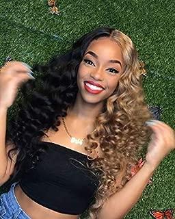 Best curly blonde wig long Reviews