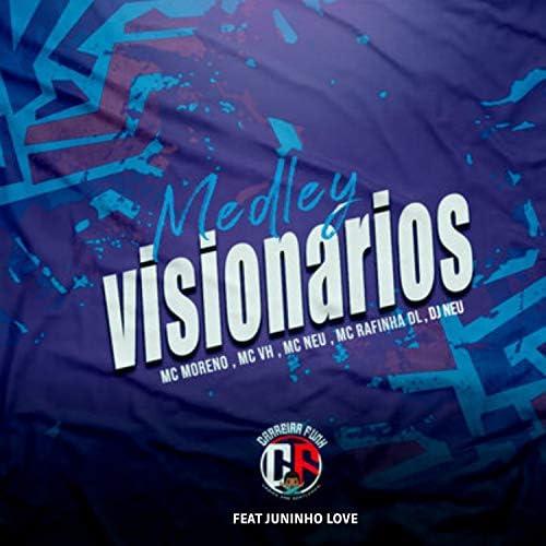 MC Moreno, Mc VH, MC Neu, MC Rafinha DL & Dj Neu feat. Juninho Love
