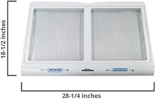 Lg 3550JL1006F Refrigerator Drawer Cover Frame Genuine Original Equipment Manufacturer (OEM) Part