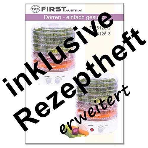 TZS First Austria Dörrgerät - 4