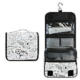 Bolsa de aseo de Koala con diseño de tigre de animales, multifunción, bolsa de...