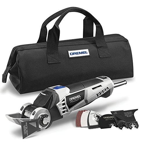Learn More About Dremel VC60-01 Velocity 7.0 Amp Hyper-Oscillating Ultimate Remodeling Tool Kit