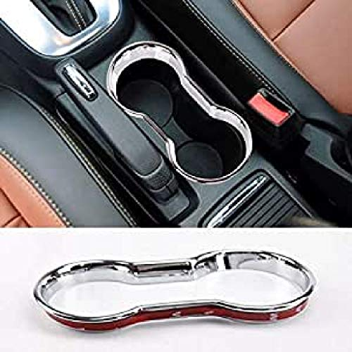 FFZ Parts 5390 Mittelkonsole Becherhalter Veredelung Passend Für Opel Mokka ABS Chrom