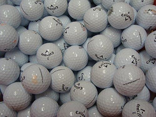 Callaway Golfbälle, 50 Stück