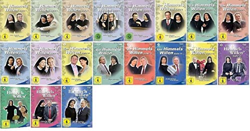 Staffel 1-19 (80 DVDs)