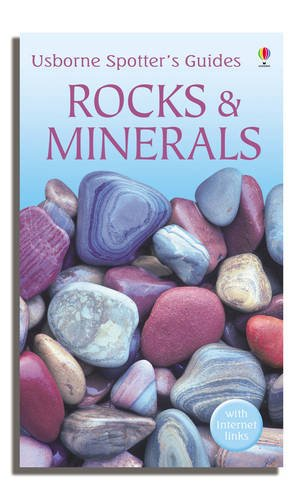 Spotters Guide Rocks & Minerals (Usborne Spotter's Guide)