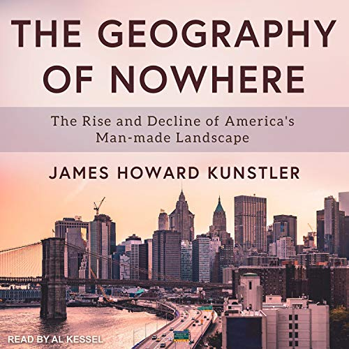 The Geography of Nowhere cover art
