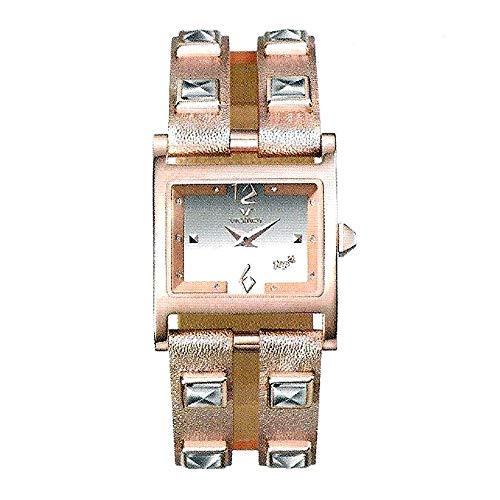 Viceroy 43668-90 Reloj de Chica de la colección Shakira Cuadrado de Color Cobre