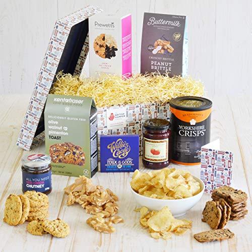 Luxury Gluten Free Hamper - Includes Award Winning British Food - Suitable for Coeliacs