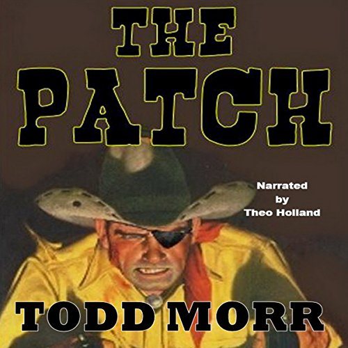 The Patch audiobook cover art