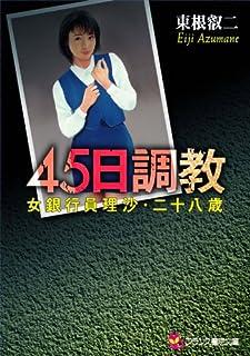 45日調教 女銀行員理沙・二十八歳 (フランス書院文庫)