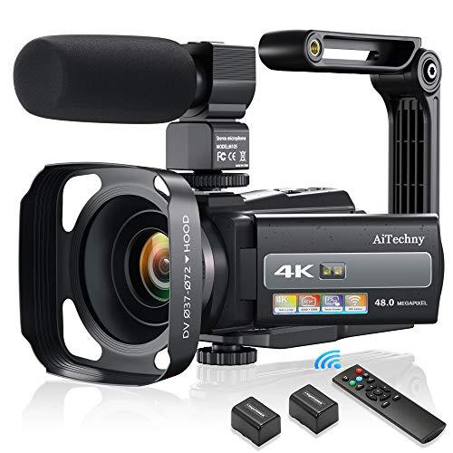4K 60FPS Video Camera Camcorder ...