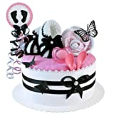 MomsStory – Tarta de pañales para niña   Princesa   Regalo de bebé para...