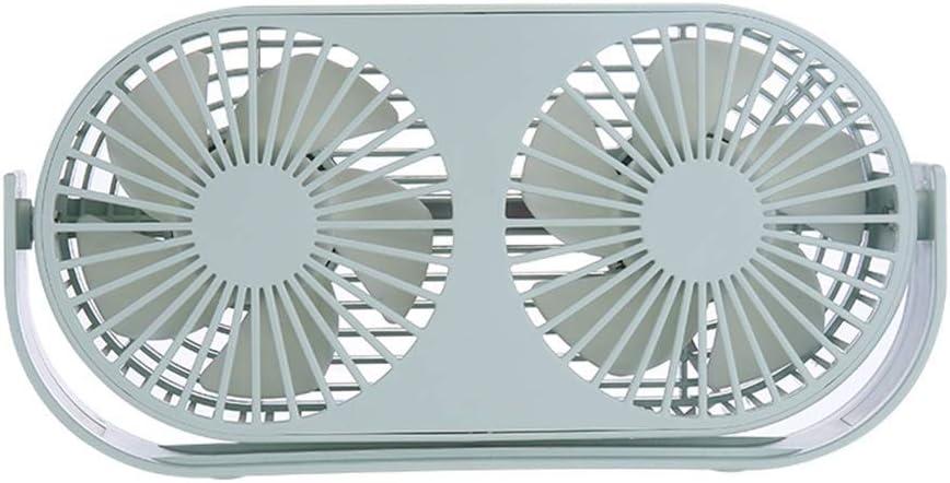 Very popular Badplaats B.V. Max 67% OFF USB Desk Fan Dual Home Aromatherapy Portable