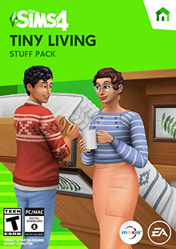 The Sims 4 Tiny Living Stuff - PC [Online Game Code]