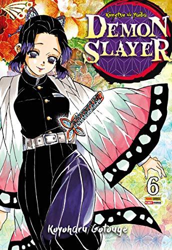 Demon Slayer - Kimetsu No Yaiba Vol. 6