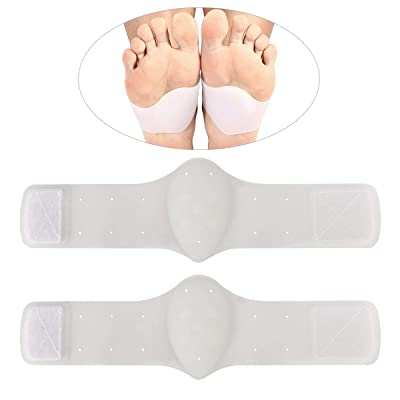 Gel Arch Support, ETEREAUTY Silicone Foot Cushi...