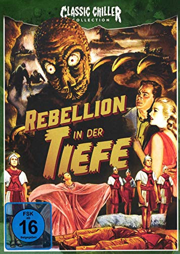 Rebellion in der Tiefe - Classic Chiller Collection  (+ DVD) [Blu-ray]