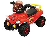 Cars - 0706051 - Porteur - Steerable ATV Ride-on