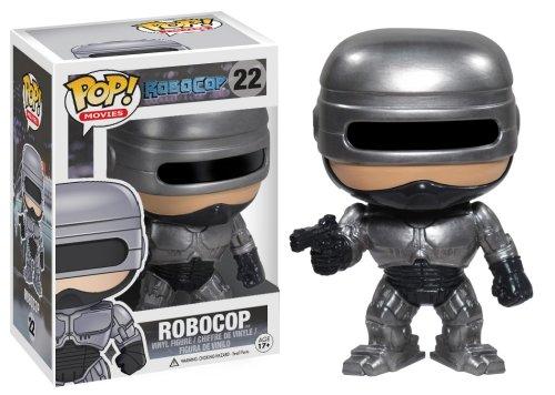 Funko 3048 POP Vinyl Robocop Action Figure Playsets