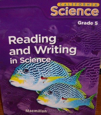 Reading And Writing In Science Workbook 5 (P)