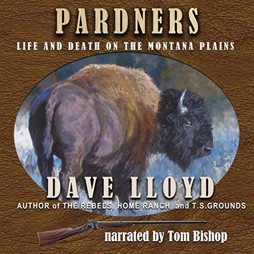 Pardners audiobook cover art