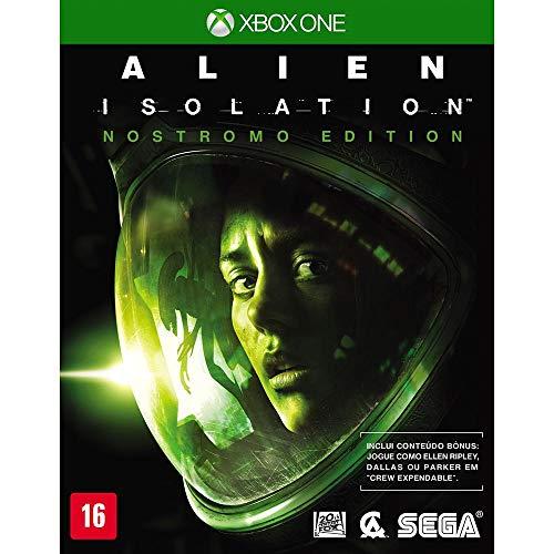 Jogo Alien: Isolation - Nostromo Edition - XBox One
