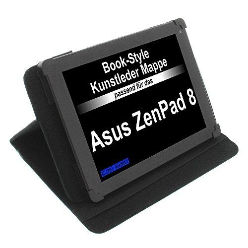 foto-kontor Tasche für Asus ZenPad 8.0 MeMo Pad 8 Fonepad 8 ProSieben Entertainment Pad Book Style Schutz Hülle Buch
