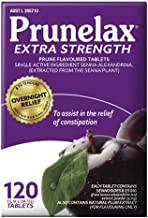 Prunelax Extra Strength 120 Tablets