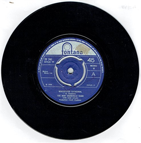 New Vaudeville Band: Winchester Cathedral/ Wait for me baby,