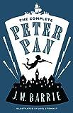 The Complete Peter Pan (Alma Junior Classics)
