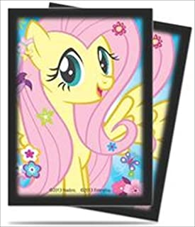 Ultra Pro 84156 My Little Pony Deck Protector Sleeves - Fluttershy 65 Count