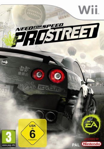 Need for Speed ProStreet [import allemand]