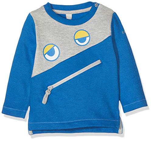 ESPRIT KIDS Baby-Jungen RP1501207 Sweatshirt, Blau (Bright Blue 442), (Herstellergröße: 86)