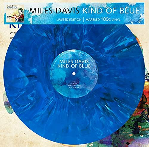 Kind Of Blue (Blue Marble Vinyl) [Vinilo]