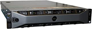 Dell PowerEdge R720xd 12-Bay LFF 2U Server, 2X E5-2650 V2 2.6GHz 8C, 48GB DDR3, 12x 3TB 7.2K SAS 6Gbps 3.5, PERC H710p, iDRAC 7 Express, 2X 750W PSUs, Rails (Renewed)