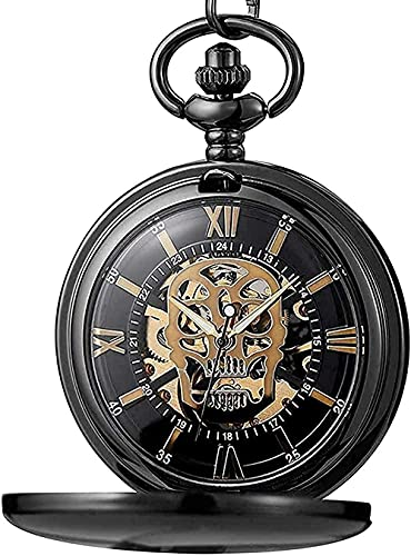 BEISUOSIBYW Co.,Ltd Collar de diseño de Collar de Cristal cabujón de la Unión Soviética Reloj de Bolsillo Vintage CCCP Hombres y Mujeres Collar Colgante Reloj de Tiempo