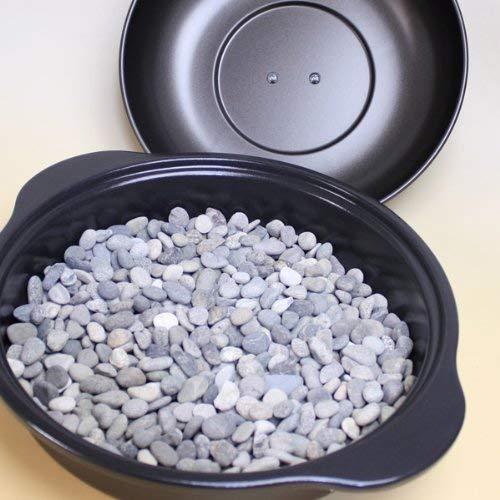 高木金属『ホーロー石焼きいも器24cm(HA-IY24N)』