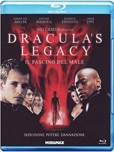 Dracula's legacy - Il fascino del male [Blu-ray] [IT Import]