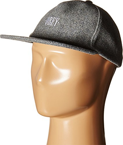 Gorra Obey Southgate Hat Heather Charcoal