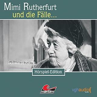 Schwarze Rache (Mimi Rutherfurt 9) Titelbild