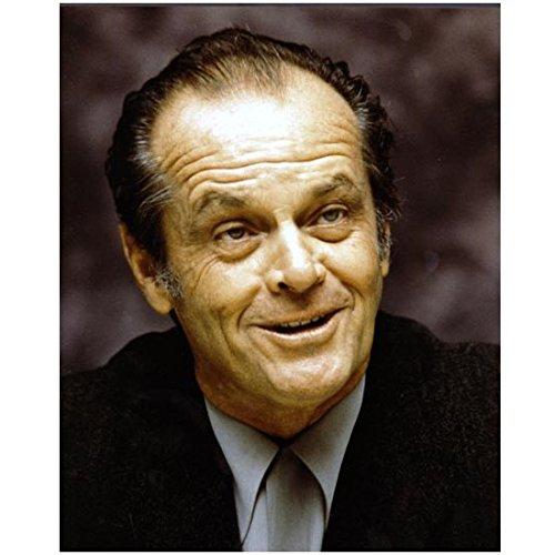 Jack Nicholson 8 x 10 Photo Amused Look While Speaking Headshot kn